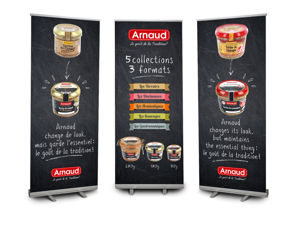 Salon de l 39 agroalimentaire conserverie arnaud - Salon international de l agroalimentaire ...
